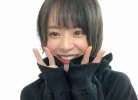 倉野尾成美ちゃん、断髪のお知らせ