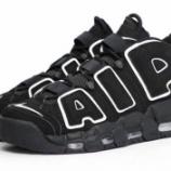 『12/22 9時発売 Nike Air More Uptempo OG 414962-002』の画像