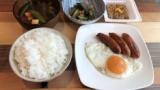 100点の朝食ができました(※画像あり)