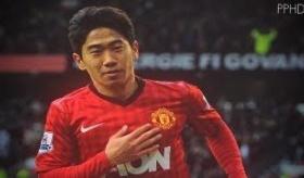 【サッカー】 香川真司 マンU 2012-2013 タッチ集  海外の反応