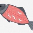 【悲報】昨日の夜自分で釣った鮭の刺身と鮎の刺身食べたせいか腹が痛い…