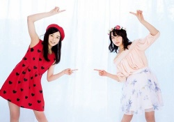 こ、これは・・・!佐々木琴子×鈴木絢音、最強のフュージョン・・・!