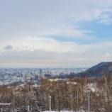 『街並みと雪とTownscape and snow.』の画像
