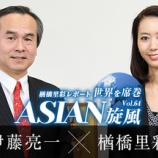 『世界を席巻ASIAN旋風Vol.64「中小企業の香港進出をサポート~日本貿易振興機構(ジェトロ)後編~』の画像