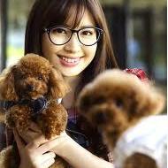 小嶋陽菜(25)がいい年して犬のマネ しかし かわいい アイドルファンマスター
