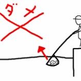 『【初心者必見】シーバスのランディング時に注意したい3つのこと。』の画像