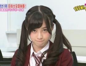 橋本環奈ちゃんのチアガールが天使すぎだと話題に