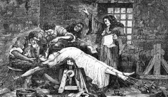 【閲覧注意】ワイ、拷問の歴史を調べ震える