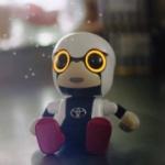 トヨタがキュートなバディ・ロボット、KIROBO mini(キロボミニ)を販売。お値段たったの3万9800円!!【海外の反応】