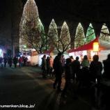 『元渕江公園「光の祭典」(足立区・保木間)行ってみました』の画像
