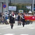 2014年横浜開港記念みなと祭国際仮装行列第62回ザよこはまパレード その55(大西学園中高等学校吹奏楽部)