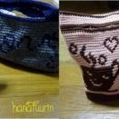 編み物お供バッグ完成