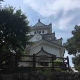 『【岐阜】大垣城の御城印(登城記念印)』の画像