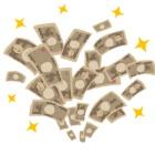 『稼いでからのみんなのお金の使い方💰✨』の画像