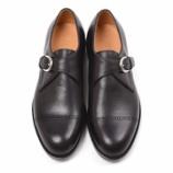 『誂靴 | JOE WORKS (ジョーワークス)  JOE-6 シングルモンクストラップ』の画像