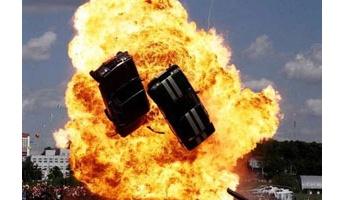 不思議の国中国ではベッドが爆発する! 寝ていた男性 15メートル吹っ飛ばされる