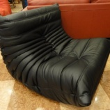 『【軽い椅子】9000グラムのパーソナルチェア・ロゼ社のトーゴ1P・本革仕様』の画像