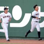 巨人・元木ヘッド「サインミスした奴は手を挙げろ。罰走だ」 → 石井琢朗コーチが走るwwww