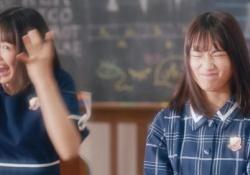 【衝撃】ぐうかわw 掛橋沙耶香×清宮レイ、無限パニックgifwwwww