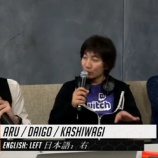 『ウメハラ Daigo the BeasTV 17/01/14(土)格ゲーのど自慢大会 選手紹介映像制作!の巻』の画像