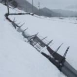 『引き続き雪と格闘しました』の画像