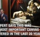 屋根裏で見つかったカラバッジョの名画「ホロフェルネスの首を切るユディト」が競売に、予想落札額190億円