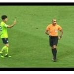 韓国選手の行動がまた物議!今度は審判に中指を立てる…