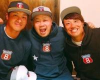 【阪神】中谷「まだまだキャンプ頑張ります!」