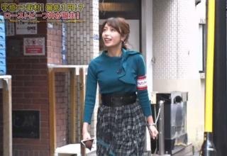 【画像】宇垣アナ、天使の輪っかをつけられる