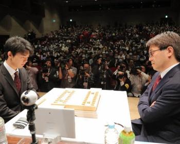 【速報】藤井聡太五段と羽生善治の結果・・・藤井聡太が勝利