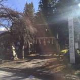 『【長野】山家神社の御朱印』の画像
