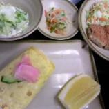 『今日のあべQ(クレープ寿司)』の画像