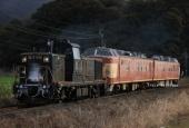 『2021/2/17運転 DE10-1206牽引443系2両西唐津送り込み回送』の画像