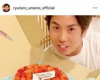 【朗報】阪神・梅野(28)ハッピーバースデーのインスタが可愛い