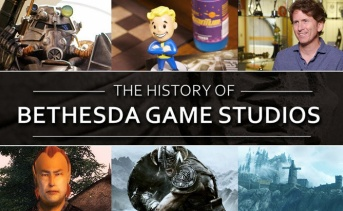 ベセスダゲームスタジオの歴史ドキュメンタリーが日本語字幕に対応!