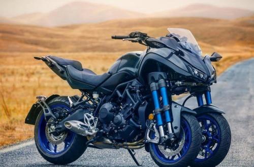 【画像あり】ヤマハの新型バイクがヤバすぎる件wwwwwwwww のサムネイル画像