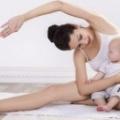 Cách tập thể dục giảm mỡ bụng sau sinh
