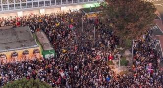 【悲報】昨日のハロウィン時の渋谷の様子がこちらwwwww