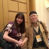 『漫画家の松本零士先生、ブロックチェーン団体を支援!』の画像