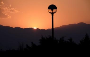 『BORG36EDによる富士山と薄明光線 2021/02/09』の画像