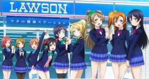 【ラブライブ!】4/5からローソンのレジ画面に園田海未ちゃんが登場!【ローソンイメージガール決定戦】