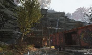 ゴーリー鉱山(Gauley Mine)
