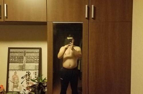 体重105kgのデブが痩せたくて60日筋トレした結果wwwwwwのサムネイル画像