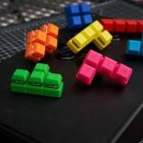 『操作をキーボード風に出来るアケコン用パーツ「Keycon」が復活。テトリスを意識してバリエーション増加』の画像