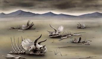 人間以外の生物が他種を絶滅させた事例って