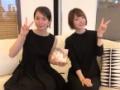 【朗報】声優の花澤香菜さん、女優の吉岡里穂さんより可愛い事が判明する (画像あり)