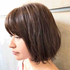 表参道・青山の人気美容室MINX青山 最近大注目の透明感のあるベージュカラーとは?