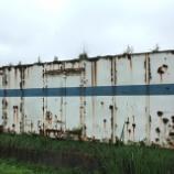 『放置貨車 レム5000形レム5391』の画像
