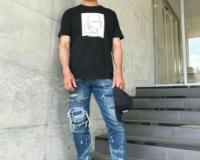 【画像】福留孝介さん(43)の私服ww