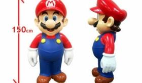 【世界のマリオ】    日本から 等身大フィギュアの マリオ が発売されたぞ!(※300000円)      海外の反応